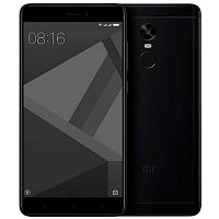 купить Смартфон Xiaomi Redmi Note 4X 64GB/4GB Global Version Dual SIM Black (Черный) в Кургане